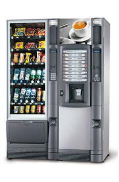 Кофейный и снековый автомат Kikko Es6