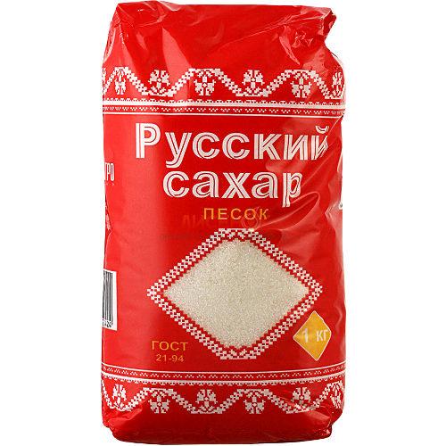 Сахар - Русский сахар