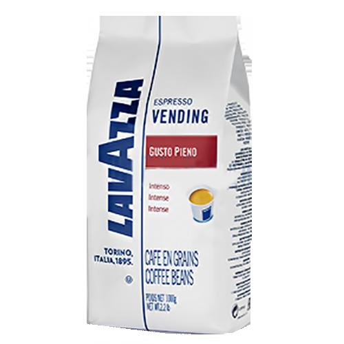 LAVAZZA «Gusto Pieno» зерновой кофе для кофемашин и автоматов