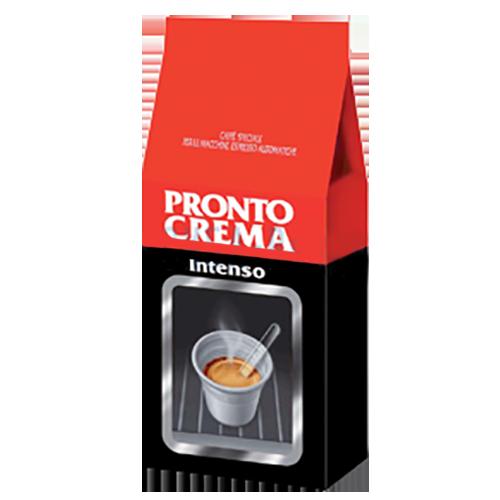 LAVAZZA «Pronto Crema Intenso» зерновой кофе для кофематов