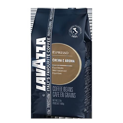 LAVAZZA Espresso «Crema e Aroma» зерновой кофе