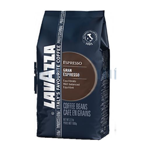 LAVAZZA Espresso «Gran Espresso» зерновой кофе