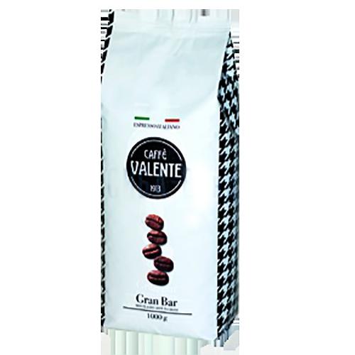 Зерновой кофе VALENTE «Gran Bar» для вендинга